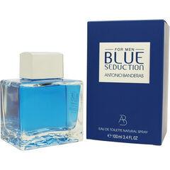 Парфюмерия Antonio Banderas Туалетная вода blue seduction