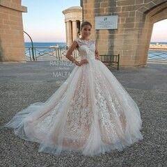Свадебное платье напрокат Rafineza Платье свадебное Whitney напрокат