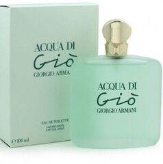Парфюмерия Giorgio Armani Туалетная вода Acqua Di Gio Women, 100 мл