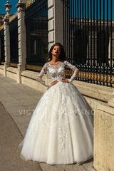 Свадебный салон Victoria Soprano Платье свадебное Felicity