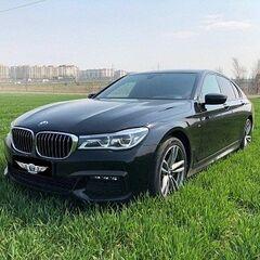 Прокат авто Прокат авто BMW 7-series G12
