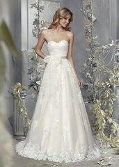 Свадебное платье напрокат А-силуэт Mia Solano Платье свадебное «Bellerose»