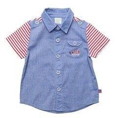Кофта, майка детская Sweet Berry Рубашка для мальчика SB176146