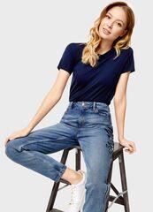Кофта, блузка, футболка женская O'stin Базовая женская футболка LT6U31-68