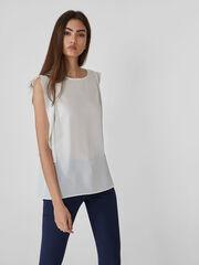 Кофта, блузка, футболка женская Trussardi Блузка женская 56C00316-1T002799