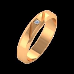 Ювелирный салон ZORKA Обручальное кольцо 154044