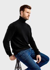 Кофта, рубашка, футболка мужская O'stin Джемпер с высокой горловиной MK6T72-99