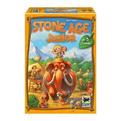 Магазин настольных игр Hans im Gluck Настольная игра «Мои первые 100000 лет до нашей эры (Stone Age Junior)»