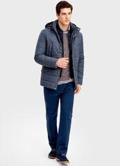 Верхняя одежда мужская O'stin Куртка с двойным подбортом MJ6T5P-68