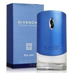 Парфюмерия Givenchy Туалетная вода Blue Label Pour Homme, 30 мл