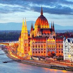 Туристическое агентство Элдиви Автобусный тур «Будапешт – Плитвицкие озера – Макарска  –  Дубровник – Вена»