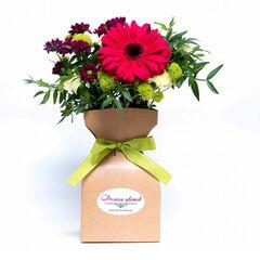 Магазин цветов Долина цветов Цветочная композиция «Комплимент»