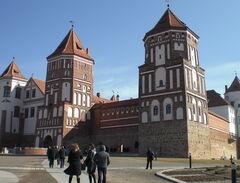 Организация экскурсии Виаполь Экскурсия «Белая Русь: Замки (Мир) 4 дня»