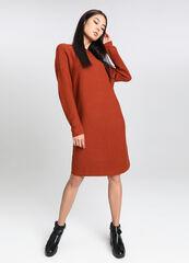 Платье женское O'stin Структурное трикотажное платье LK4V56-R6