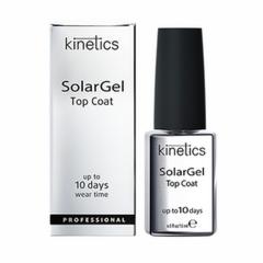 Декоративная косметика Kinetics Верхнее лаковое покрытие «SolarGel Top Coat»