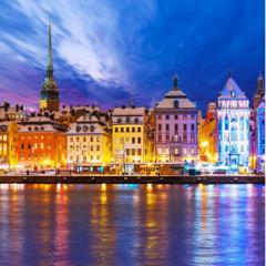 Туристическое агентство Сэвэн Трэвел Комфорт-круиз Таллинн – Стокгольм (2 дня) – Рига