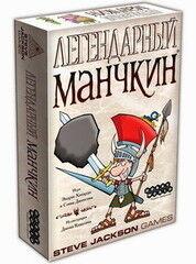 Магазин настольных игр Hobby World Настольная игра «Легендарный Манчкин»