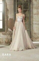 Свадебный салон Rara Avis Свадебное платье Floral Paradise 2018 Deia