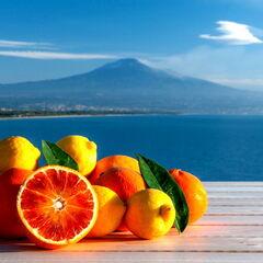 Туристическое агентство Боншанс Комбинированный авиатур «Сицилия: яркая и солнечная, как апельсин!»