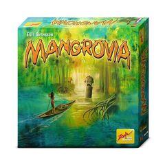 Магазин настольных игр Zoch Настольная игра «Mangrovia» («Мангровия»)
