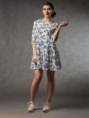 Платье женское MISUTERI Платье Aoibara Blue MSS0033