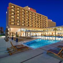 Туристическое агентство Дата Тур Пляжный авиатур в ОАЭ, Рас-эль-Хайма, Hilton Garden Inn Ras Al Khaimah 4*