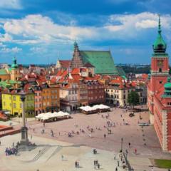 Туристическое агентство Мастер ВГ тур Экскурсионный тур «Варшава - Берлин - Париж - Версаль - Прага»