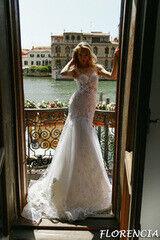 Свадебный салон Bonjour Свадебное платье Florencia из коллекции La Douceur
