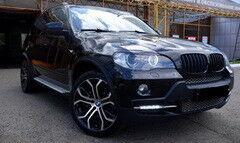 Аренда авто BMW X5 black Full Option