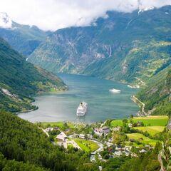 Туристическое агентство Внешинтурист Экскурсионный тур автобус + паром S4 «Семь чудес Норвегии + 3 фьорда и ледник»