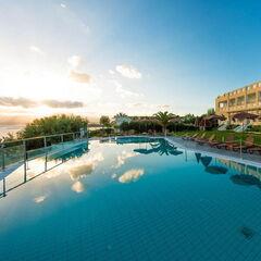 Туристическое агентство EcoTravel Пляжный авиатур в Грецию, Пелопоннес, Niforeika Beach Hotel & Bungalows 3*