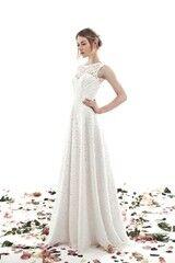 Свадебный салон UNONA Свадебное платье «Rebecca» из коллекции AMBER
