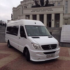 Прокат авто Прокат авто Mercedes-Benz Sprinter (цвет белый)