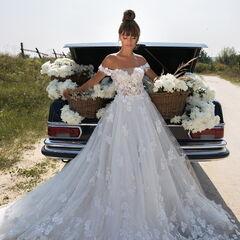 Свадебный салон Aivi Свадебное платье Monaco (New Collection)
