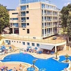Туристическое агентство VIP TOURS Пляжный aвиатур в Болгарию, Золотые Пески, Holiday Park 4*