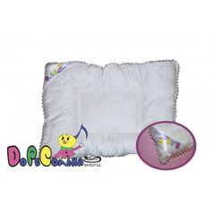 Подарок СН-Текстиль Подушка «Кружевное облачко для самых маленьких 0-1» 40х60 арт. ПСД-4060