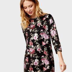 Платье женское O'stin Платье в цветочный принт LT1U38-99