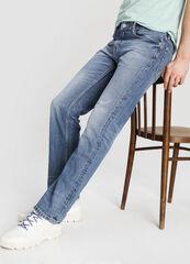 Брюки мужские O'stin Светлые прямые джинсы MP1W52-D5