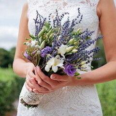 Магазин цветов Lia Свадебный букет №46