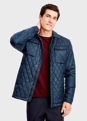 Верхняя одежда мужская O'stin Стёганая куртка-рубашка MJ6T52-67