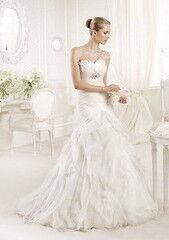 Свадебное платье напрокат La Sposa Платье свадебное Mirra