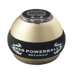 Подарок NSD Power Ball Кистевой тренажер Powerball 450HZ Metal Pro Diablo S (Light)