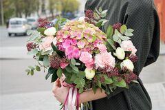 Магазин цветов VGosti.by Мальновое Сорбе