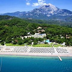 Туристическое агентство EcoTravel Пляжный авиатур в Турцию, Кемер, Euphoria Tekirova Hotel 5*