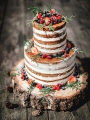 Торт DOLCE Свадебный торт «Девушка из Гродно»
