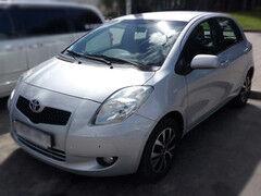 Прокат авто Авто эконом-класса Toyota Yaris 2008 г.в.