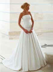 Свадебное платье напрокат Destiny Collection Платье свадебное 1407