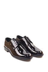 Обувь мужская HISTORIA Туфли дерби лакированные Sh.B.74519