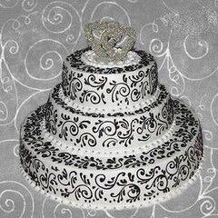Торт Милано Свадебный торт №13