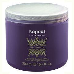 Уход за волосами Kapous Macadamia oil Маска для волос